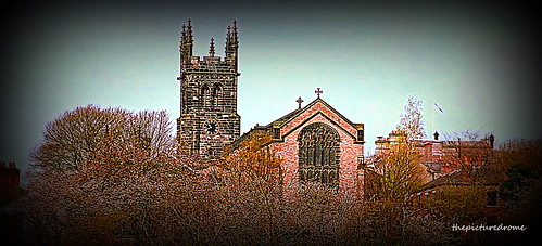 Parish Church Macclesfield | by thepicturedrome