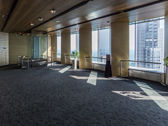 Shinjuku Sumitomo Building outlook floor