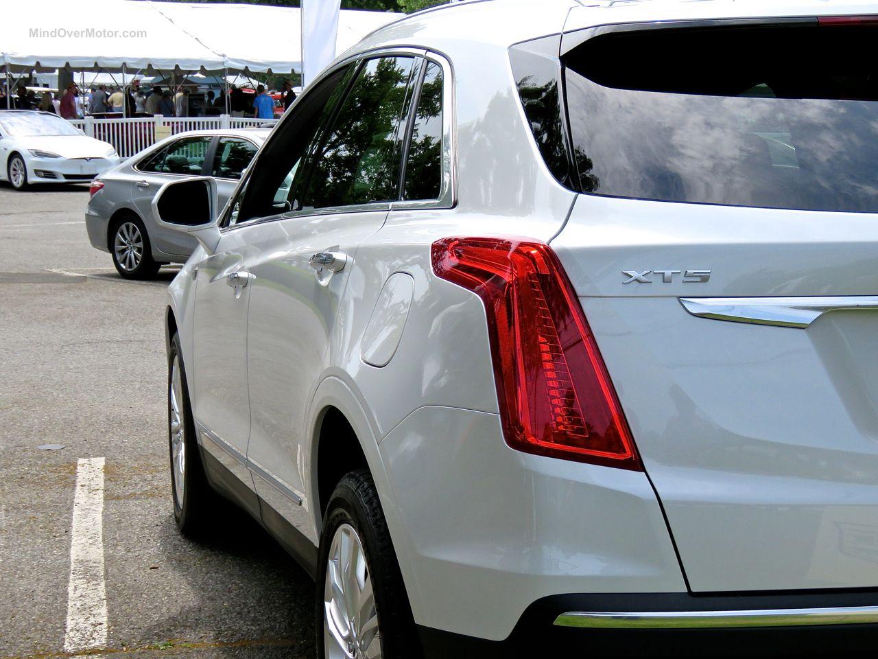 Cadillac XT5 Review 8