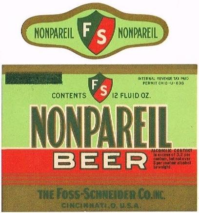 Nonpareil-Beer-Labels-Foss-Schneider-Company