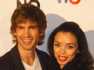Chris Gorham and Ana Gorham | by greginhollywood