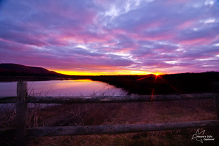 WallKill Wildlife Refuge at Sunset  12/26/11 | by *~ Nature's Gifts Captured ッ ~*
