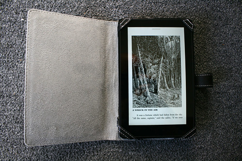 Mysterious Island on Kindle Fire | by Artotem