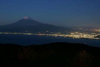 Mt.Fuji beyond Suruga bay | by peaceful-jp-scenery