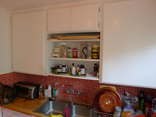 Kitchen Shelves | by cybele-