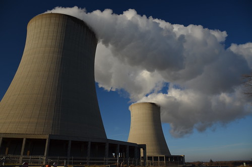 Nuclear Cooling Towers | by Michael Kappel