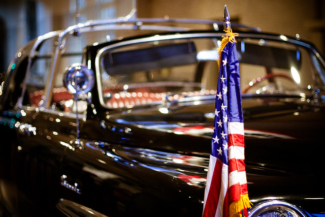 """The Henry Ford Museum - """"Bubble Top"""" Presidential Limousine"""