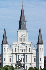 St. Louis Cathedral - NOLA