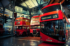 Лондонский музей транспорта. London Transport Museum