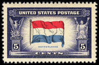 Coins and Postage Stamps that relate to U.S. - Dutch Relations