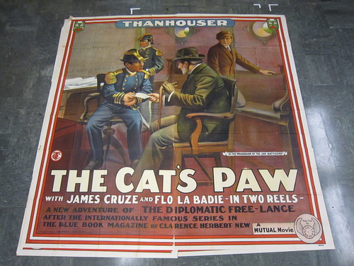 The Cat's Paw poster- version 3 | by craig.fansler