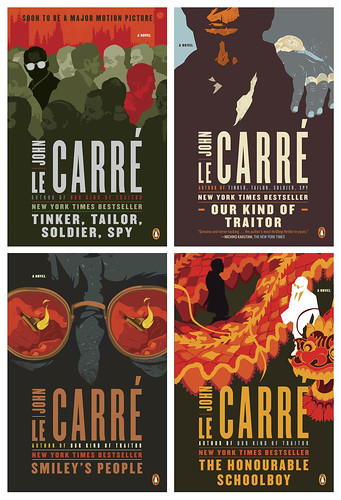 le carre series | by paul buckley design