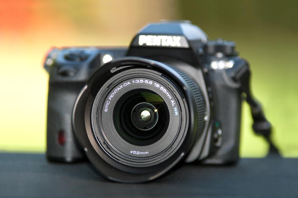 Pentax DA 18-55 F3.5-5.6 WR