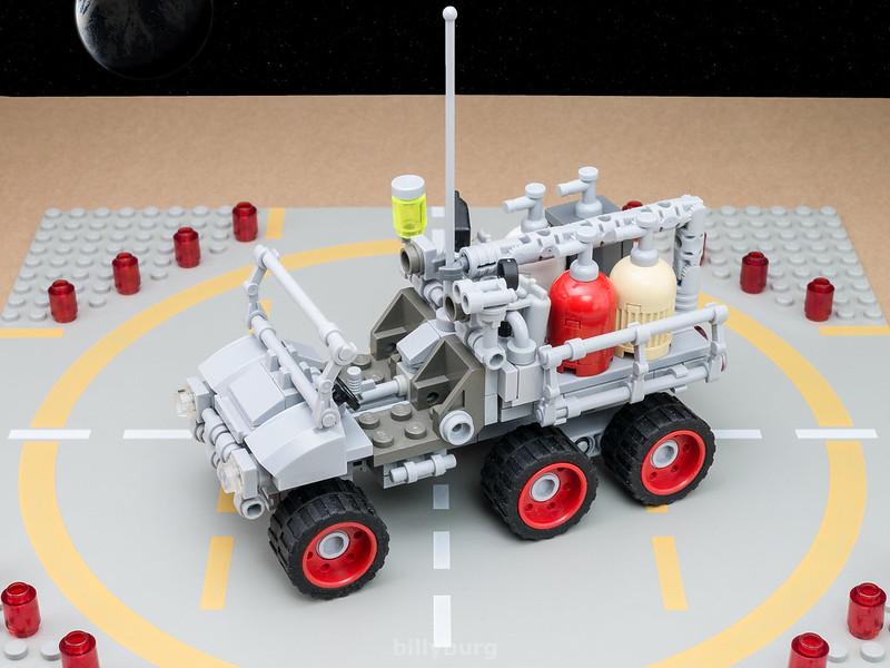 Lunar Exploration Geological Outpost
