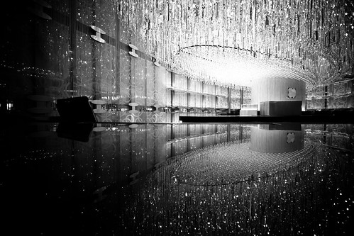 Black and White Champagne | by Thomas Hawk