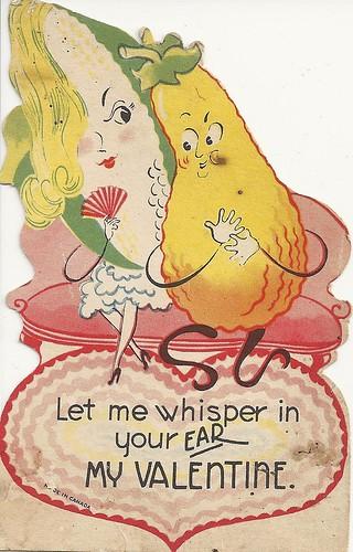 Corn Valentine