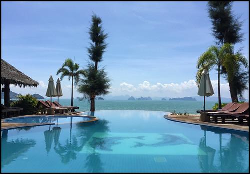 Thiwson Resort Pool