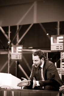 Sean Parker, General Partner, Founders Fund @ LeWeb 11 Les Docks-9440 | by LeWeb14