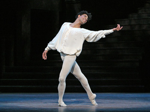 Carlos Acosta in Romeo and Juliet © Dee Conway/ROH 2011 | by Royal Opera House Covent Garden