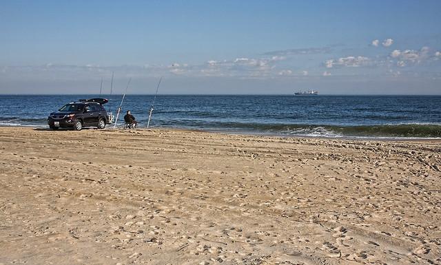 Delaware Fisherman
