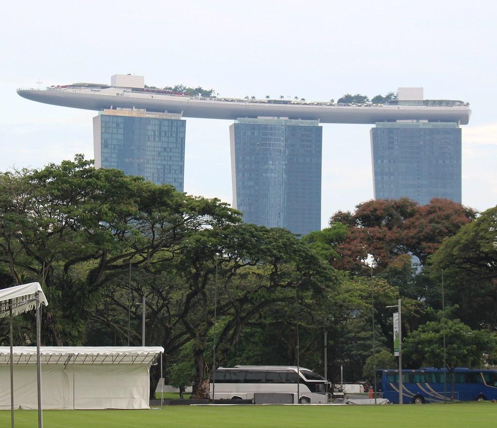 Marina Bay Sands hotel, Singapore