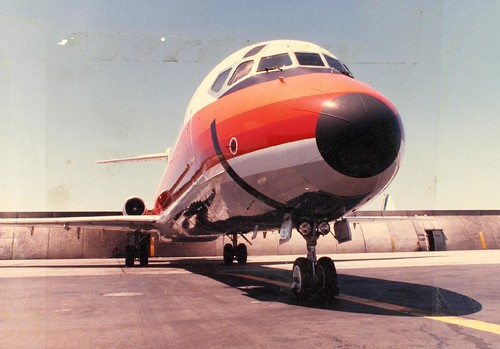 PSA SpecialCollection Photo - PSA DC-9 Super 80 | by San Diego Air & Space Museum Archives