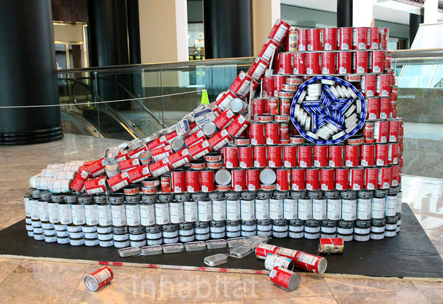 Canstruction 2011