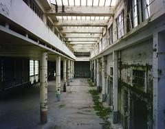 Intérieur #1, ancienne usine Lerebourg, Liverdun, France, 2011
