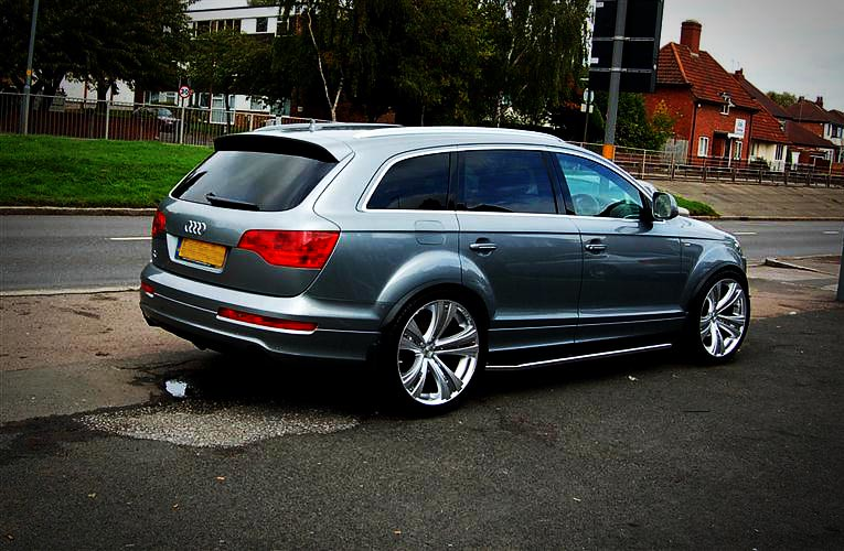 2010 Audi Q7 On Mania Savoy Wheels Flickr