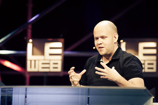 Daniel Ek, Co-Founder & CEO, Spotify @ LeWeb 11 Les Docks-9069 | by LeWeb14