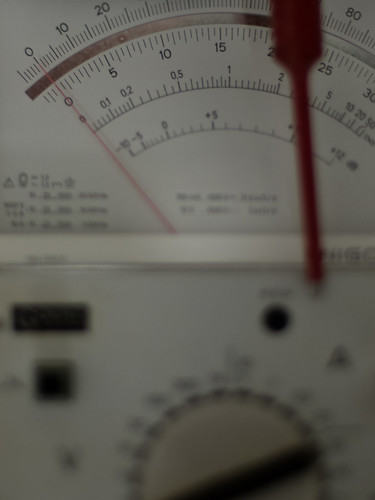 17/365 Inspiration Meter is set to Zero, Struggling Dial set to Max | by gezty - coming back
