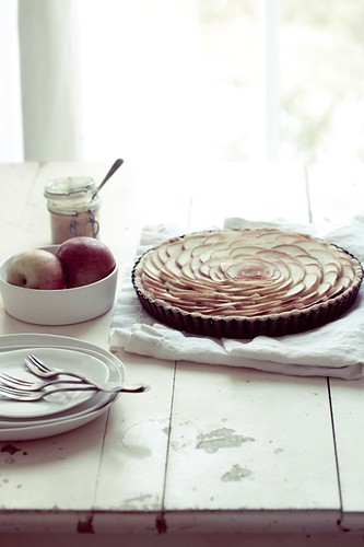 Sundays Are Good For Apple Pie | by tartelette