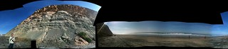 Stitched Panoramic: Torrey Pines Beach | by yougrowgirl