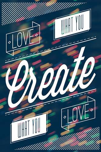 Create | by Barron Webster