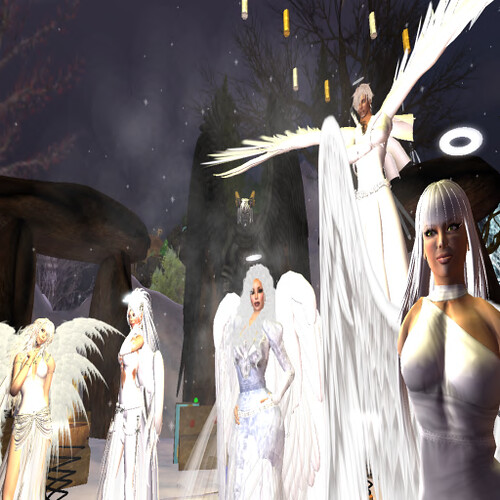 The Angels Ritual Imbolg '10 2 | by Woolston-Steen Theological Seminary