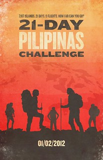 21 Day Pilipinas Challenge | by wearesolesisters.com