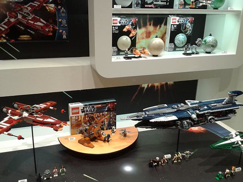 First Star Wars Shot from German Toy Fair | by fbtb