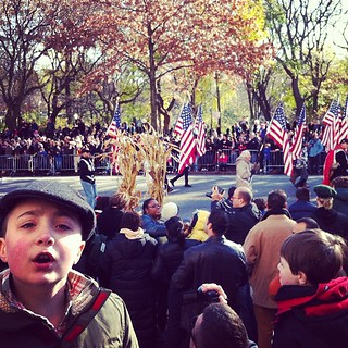 Newsies! #macysparade | by anamariecox