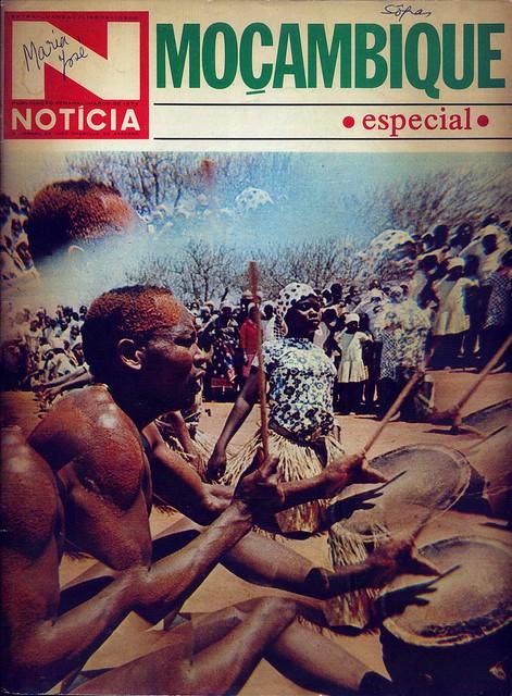 Notícia Moçambique Especial, Março 1974 - capa