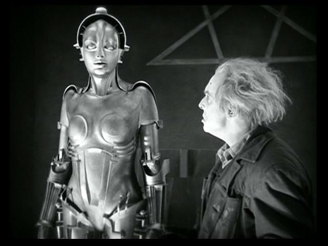 Fritz Lang - Metropolis still 1