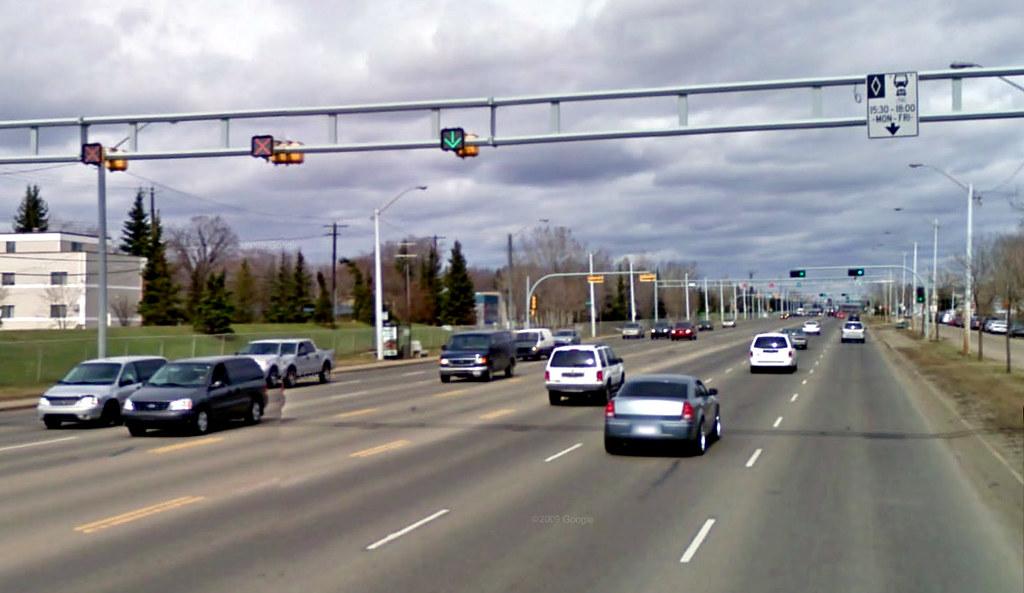 97th Street, Edmonton