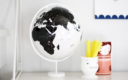 Nendo globe | by AMM blog