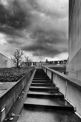 kunsthal by  oma  / rem koolhaas | by abbozzo