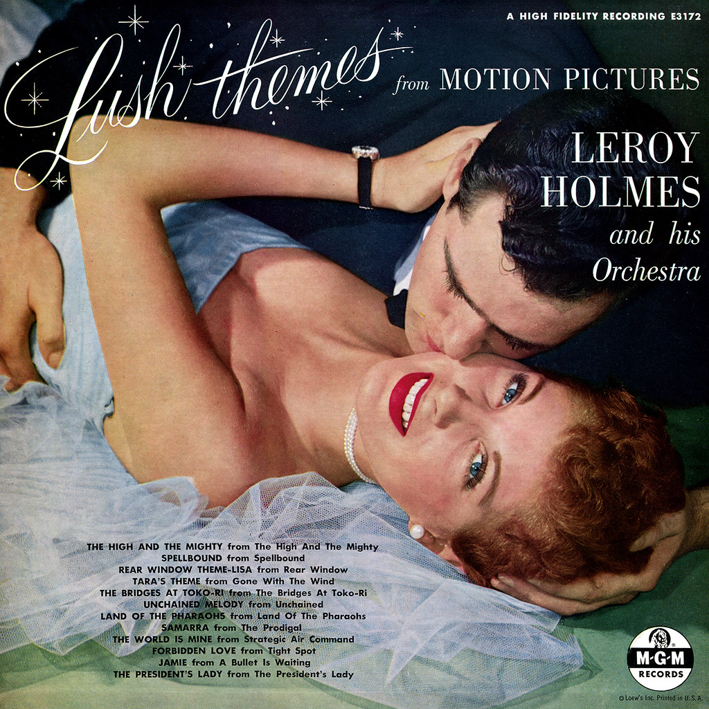 Leroy Holmes - Lush Themes from Motion Pictures