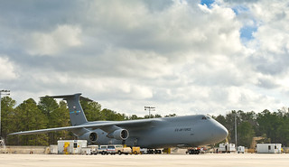 Tenth C-5 Inducted for Modernization | by Lockheed Martin