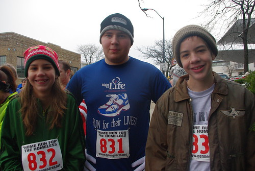 Thanksgiving Race for Homeless 2011 004