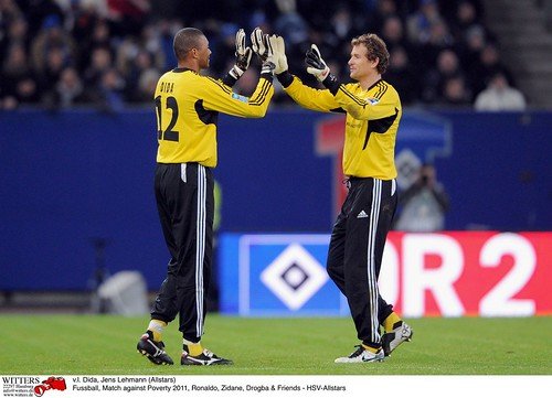 FW: Match Against Poverty - Hamburg - Germany 13/12/2011 | by United Nations Development Programme