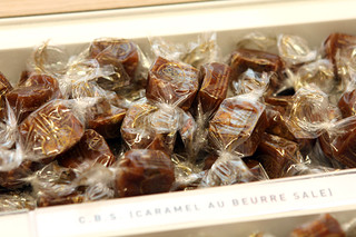 salted butter caramels | by David Lebovitz