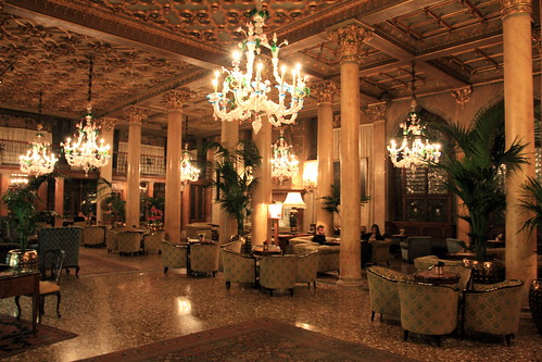 Hotel Danieli Lobby - Venice