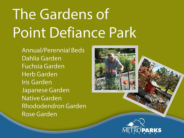 The Gardens of Point Defiance Park 2